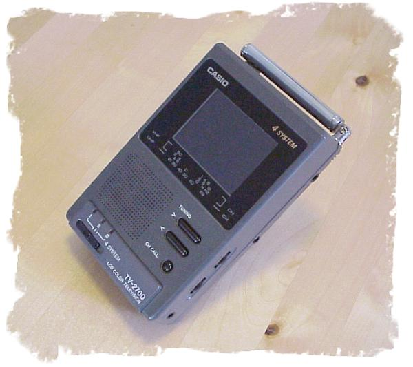 how to fix a casio lcd coloured tv