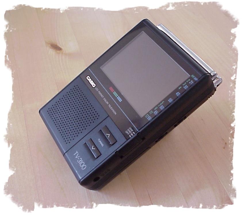 Casio Tv 3100