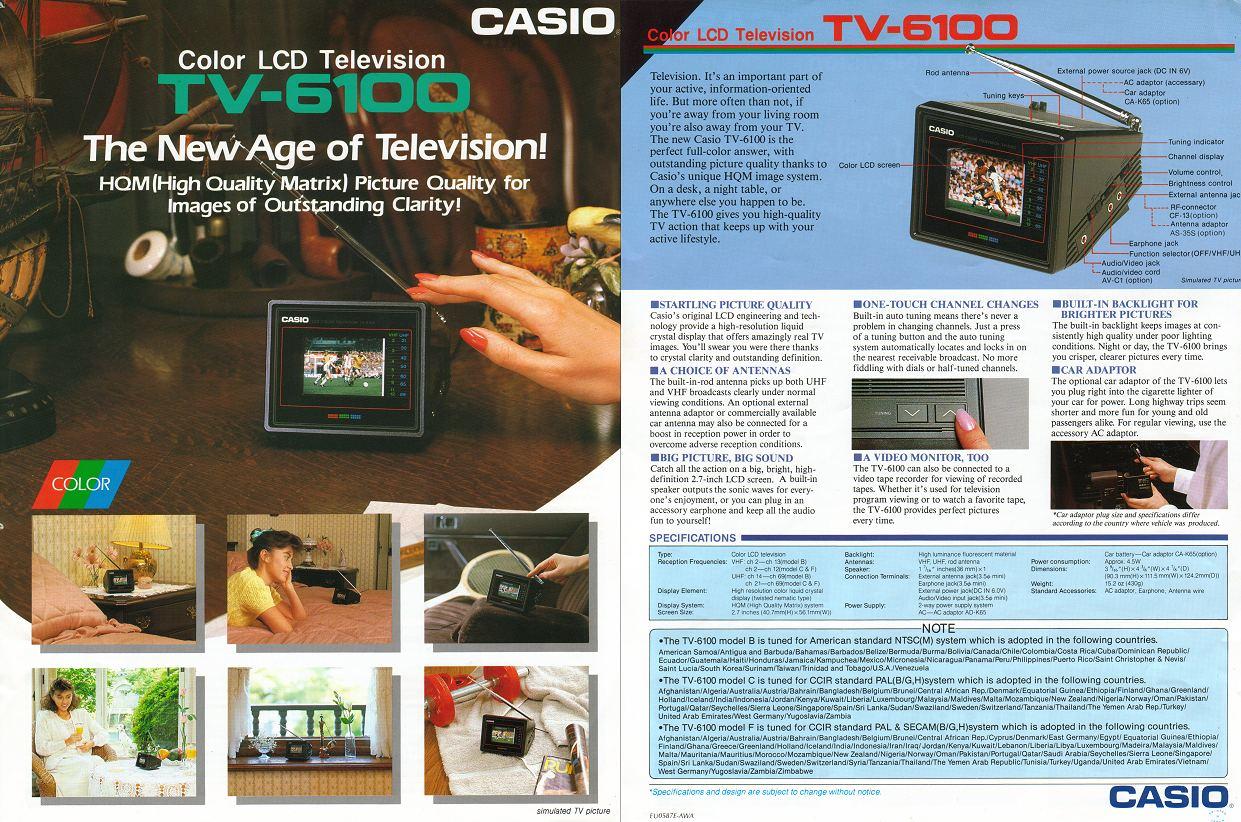 Frank S Handheld Tvs Part 3